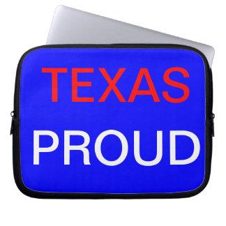 Texas orgulhoso capas para computadores