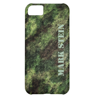 textura da camuflagem a personalizar capa para iPhone 5C