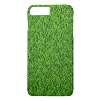 Textura da grama verde capa iPhone 7 plus