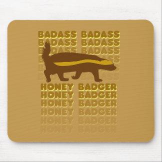 Texugo de mel de Badass Mouse Pads