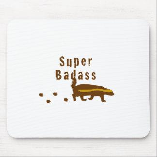 Texugo de mel super de Badass Mouse Pad