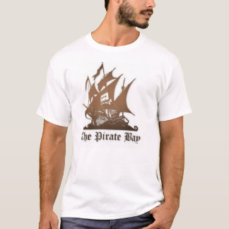 The Pirate Bay Camiseta