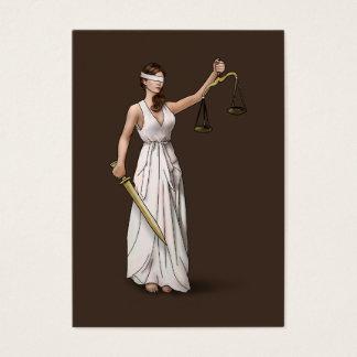 Themis - Bistre Cartão De Visitas