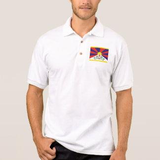 tibet t-shirt polo