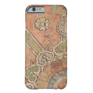 Tibetano floral capa barely there para iPhone 6