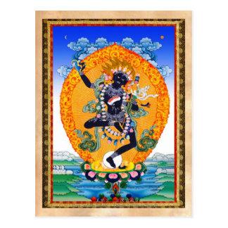 Tibetano oriental legal Nairatmya de Vajravarahi Cartão Postal