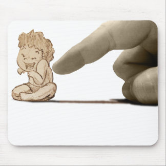 Tickle Tickle Mouse Pad