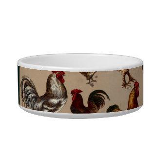 Tigela Aves domésticas da galinha do mundo
