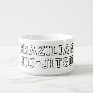 Tigela De Sopa Brasileiro Jiu Jitsu