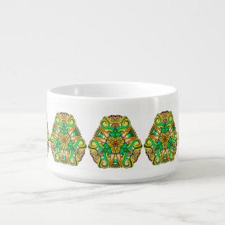 Tigela De Sopa Nativo americano original bacia inspirada do