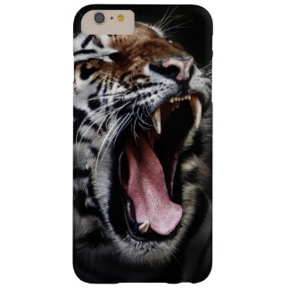 Tigre com fome capa barely there para iPhone 6 plus