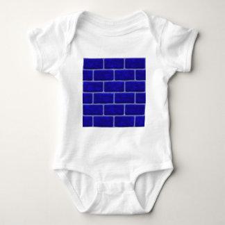 Tijolos azuis tshirt