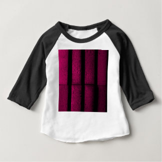 Tijolos roxos camiseta