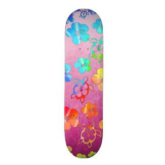 Tintura Honu do laço e hibiscus Skate