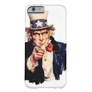 Tio Sam Capa iPhone 6 Barely There