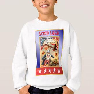 Tio Sam e foguetes T-shirts