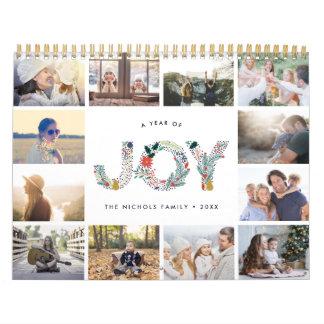 Calendário Tipo alegre   2018 calendários da foto
