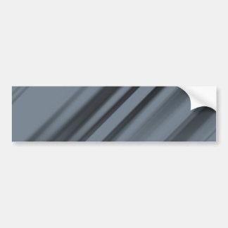 Tiras do cinza adesivo para carro