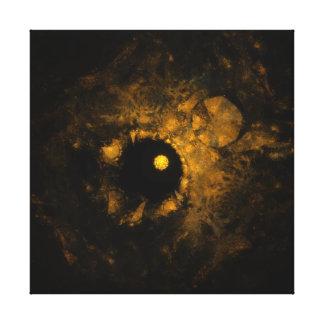 """""""Tiro"""" no impressão escuro da arte do Fractal"""