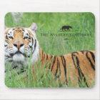 Titã - tigre Mousepad