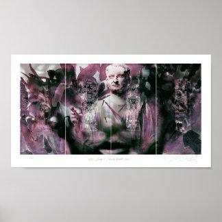 Titus/primeira fase/série romana do retrato poster