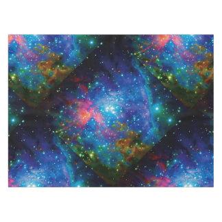 Toalha De Mesa Foto infravermelha do espaço 42 da nebulosa mais