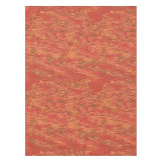 Toalha De Mesa Lava coral