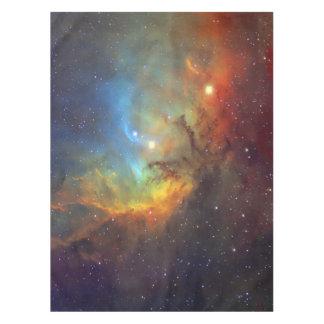 Toalha De Mesa NASA da nebulosa SH2-101 da tulipa