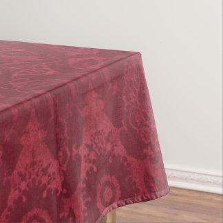 Toalha De Mesa Veludo gravado bolota de William Morris do vintage
