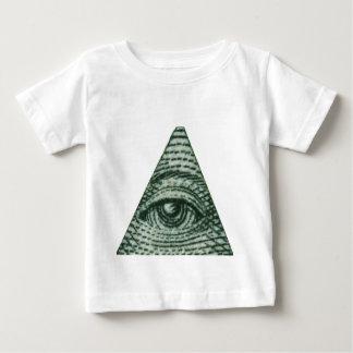 Todo o olho de vista t-shirt