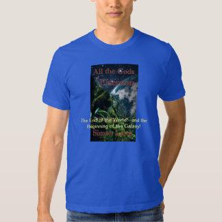 """""""Todos os deuses t-shirt de Eisernon"""""""