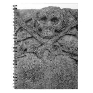 Tomado à sepultura cadernos espiral