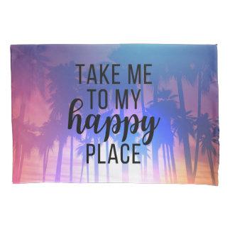 Tome-me a minhas praia & palmeiras felizes de Boho
