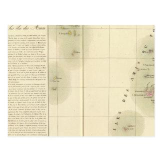 Tonga Oceania nenhuns 47 Cartão Postal