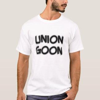 Tonto da união camisetas