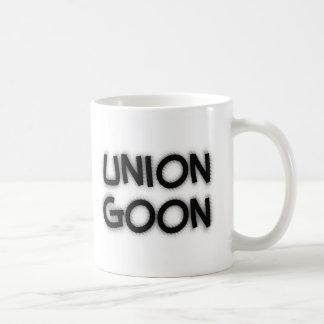 tonto da união caneca de café