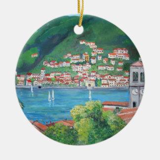Torno, lago Como, ornamento