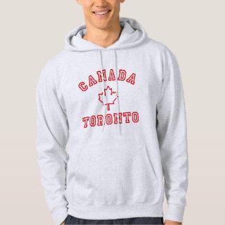 Toronto Canadá Moleton Com Capuz