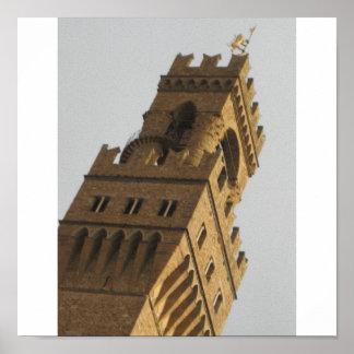Torre de Florença Poster