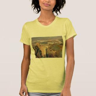 Torre de sete, pont Alhambra de Joaquín Sorolla- T-shirts