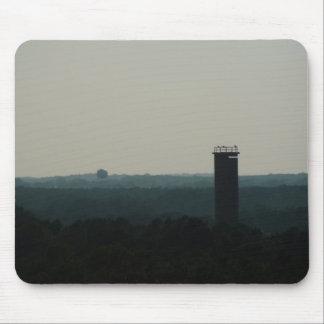 Torre de vigia mouse pads