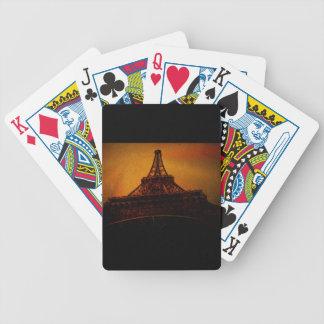 torre Eiffel Jogo De Carta