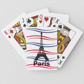 Torre Eiffel Jogos De Baralhos