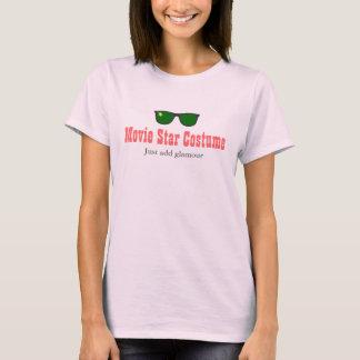 Traje 2 da estrela de cinema camiseta