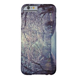 Trajeto da flor de cerejeira do Central Park Capa Barely There Para iPhone 6
