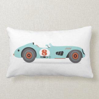 Transporte do carro vintage - travesseiro lombar