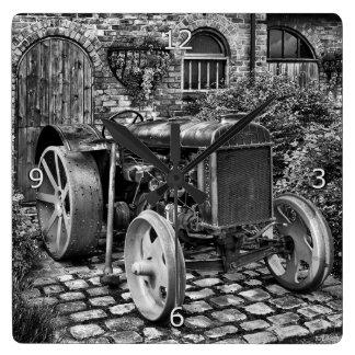 Trator de Fordson do vintage, Bredbury Salão Relógios De Paredes