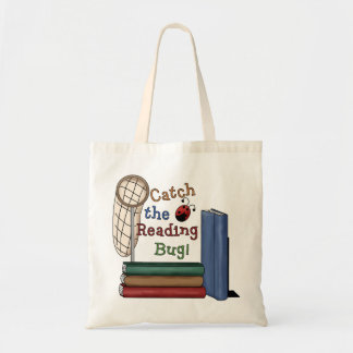 Trave a sacola do inseto da leitura bolsas para compras
