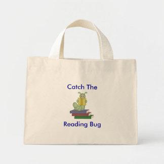 Trave o bolsa do inseto da leitura