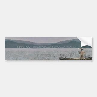 travelingtao (a maneira natural) adesivo para carro